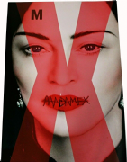 MADAME X  -  USA CAMPAIGN TEASER PROMO POSTER (1)